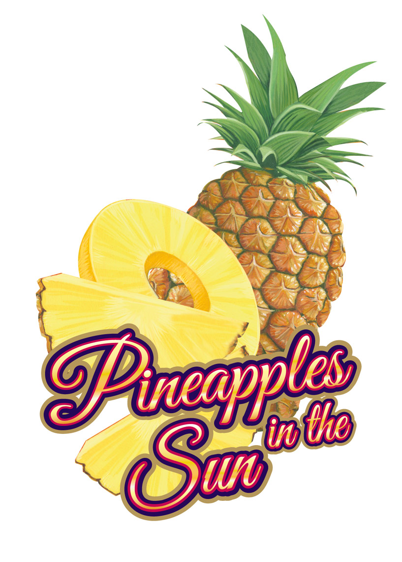 PineapplesInSunLogo